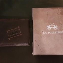 Portafoglio La Martina €50 - Busca, Piemonte Vendo portafoglio La...