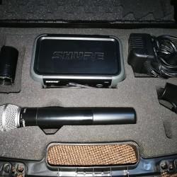 Microfono Shure PGX4 Wireless Receiver €190 - Fossano, Piemonte