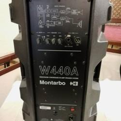 Coppia casse Montarbo W440a 400watt €850 - Fossano, Piemonte Coppia...