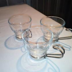 Bicchieri/tazzine da punch... Caffè €5 - Borgo San Dalmazzo N°6...