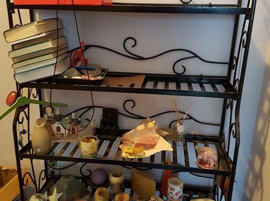 Libreria ferro battuto €150 - 12100 Libreria in ferro battuto ...