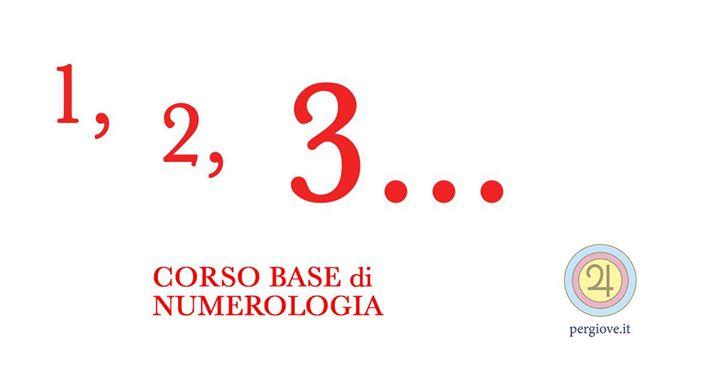 Corso di Numerologia Base a Bra (Cn)
