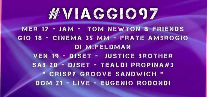 #VIAGGIO97 - BIRROVIA -