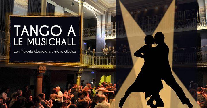 Tango a Le Musichall!