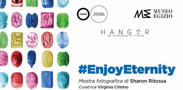 Inaugurazione mostra #EnjoyEternity