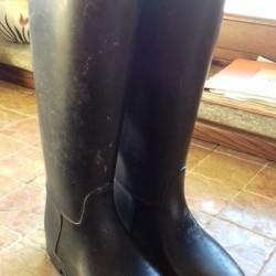 Stivali da equitazione €20 - Caraglio Stivali da equitazione praticamente...