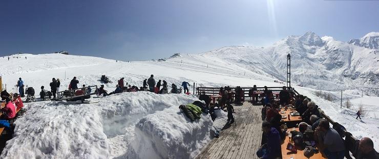Skialp Rucas 2018 a Bagnolo Piemonte