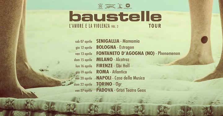 Baustelle - L'amore e la violenza vol.2 - OGR Torino