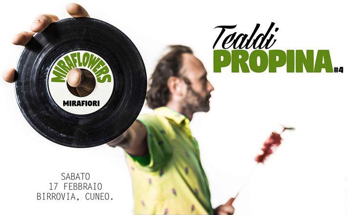 - Tealdi Propina #4 - DJ SET -  #VIAGGIO101 - BIRROVIA -