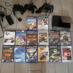 Playstation 2 €60 - Saluzzo Come da foto vendo playstation...