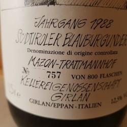 Ottima idea REGALO Bottiglia vino 1988 €30 - Fossano Ottima...