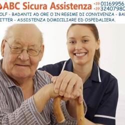 ABC SICURA ASSISTENZA Torino ricerca badanti da selezionare. Requisiti: referenziate...