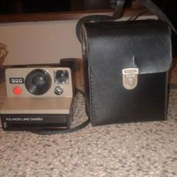 Polaroid 500 con custodia €60 - Europa-Velasca