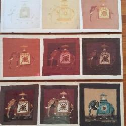 quadri €33 - Torino Un quadro Grandezza 36x98 Tre quadri...