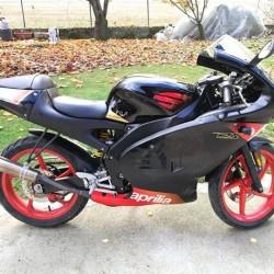 Moto Aprilia RS50 del 2005 vendo per cambio cilindrata €720...