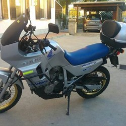 HONDA TRANSALP €1,500 - Cuneo Honda Transalp Anno:1992 Km:76000 Moto...
