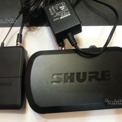 Shure pg4 pg1 wireless kit chitarra basso tastiera €119 -...