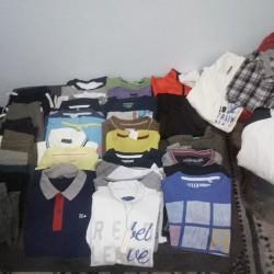 Vestiti in ottime condizioni 8/12anni più di 70 pezzi vendo...