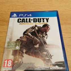 CALL OF DUTY ADVANCED WARFARE per PS4 completamente in italiano...