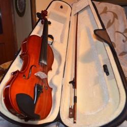 Violino principianti €60 - Borgo San Dalmazzo Vendo violino per...