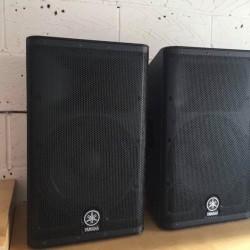 Casse Yamaha dx r12 €850 - 12011 Casse Yamaha dx...
