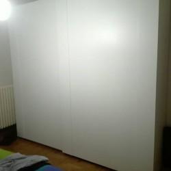Camera da letto matrimoniale. €1,100 - Busca Misure armadio. 2,70...