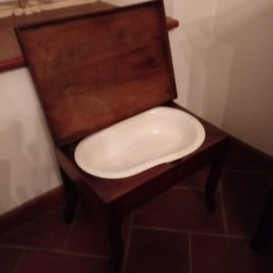 Bidet €70 - Charlotteville, NY Bidet antico in legno