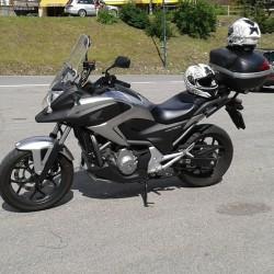 Honda nc700x dct del 2013 7000km €5,300 - Cuneo Vendo...