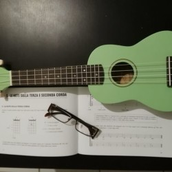 Lezioni di ukulele €1 - Madonna Pilone Spero me lo...