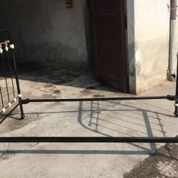 Letto in ferro antico €300 - Borgo San Dalmazzo Vendo...