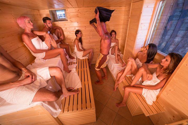 2° Maratona Aufguss - Sauna Show - Alba