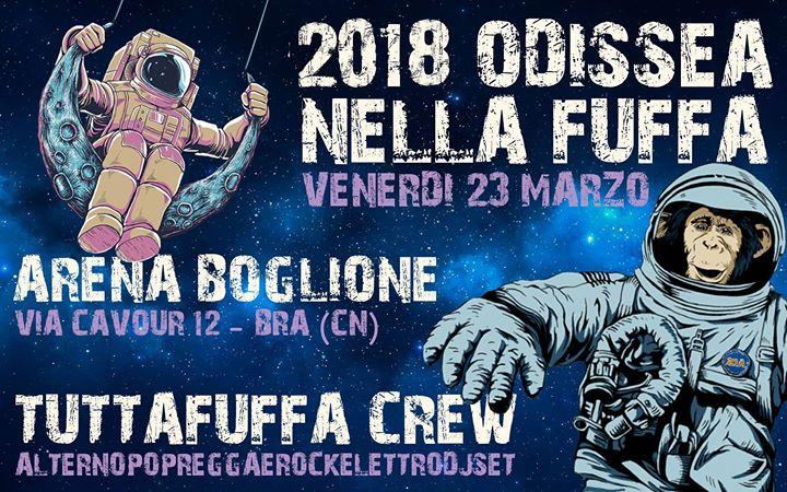 2018 Odissea nella Fuffa // Arena Boglione