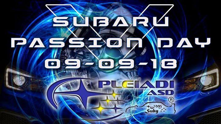 V Subaru Passion Day