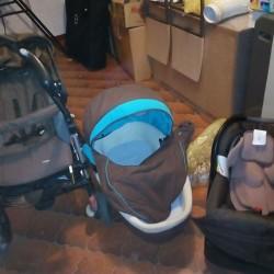 Vendo trio bebè confort 80 euro €80 - Alba