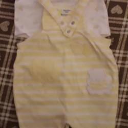 Abbigliamento neonato €5 - Fossano (CN) Completo Maglia con pantalone...