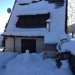 chalet baita in affitto nel canavese torino €130 - Colleretto...