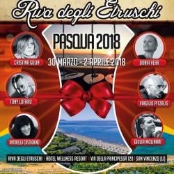 Stage DANZA in RIVA degli ETRUSCHI a Pasqua 2018 dal...