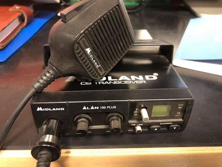 CB alan 100 plus €50 - Robilante Come nuovo, utilizzato...