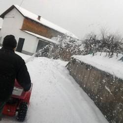 Turbina per neve €1,000 - Piemonte Turbina pari al nuovo,...