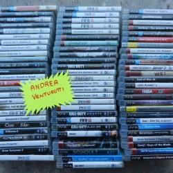 Videogiochi giochi Xbox PRIMO MODELLO e PS3 anche NUOVI €1...