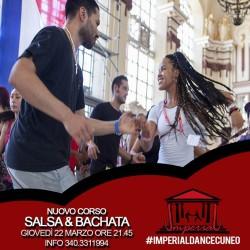⭐⭐⭐NUOVO CORSO⭐⭐⭐ SALSA & BACHATA PRINCIPIANTI Prova Gratuita -> Giovedì...