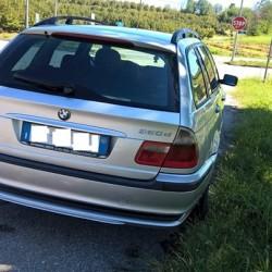BMW 320D DIESEL 2.0CC - 02/2001 -100KW-136CV CRUISE CONTROL +COMANDI...