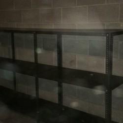 SCAFFALATURE €100 - Cherasco OFFERTISSSSSIMA Scaffali per garage o cantina,composti...