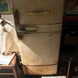 frigo fiat da restaurare €150 - Marene Frigo Fiat, ottime...