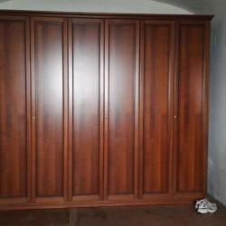 Mobile 6 ante in legno €100 - Mondovì Vendo mobile...
