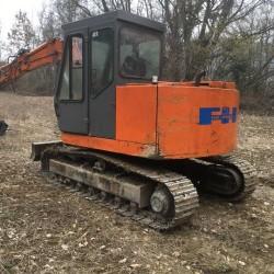 Vendo escavatore fiat hitachi anno 2000 €17,000 - 17017 Piu...