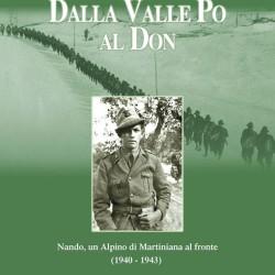 """Libri: """"Dalla Valle Po al Don"""" un Alpino di Martiniana..."""