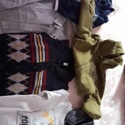 Camicie e felpe €12 - Fossano 2 camicie 3 felpe...