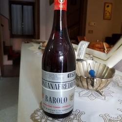 Bottiglia Barolo 1970 Fontana fredda FREE - Cuneo Vendo al...