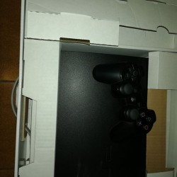 Ps3 €100 - Cuneo Vendo ps3 con due controller